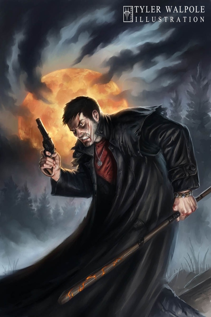 Find This Pin And More On Dresden Files