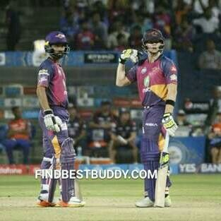 It was a Stunning performance by RPS batting line up, which stunned MI as dey keep on dropping the catches to loose d match! #IPL 2K17!📣📣  Have a wonderful #Friday Ahead!   www.findbestbuddy.com