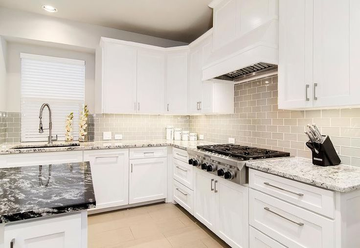 How to Match Backsplash with Granite Countertops ...