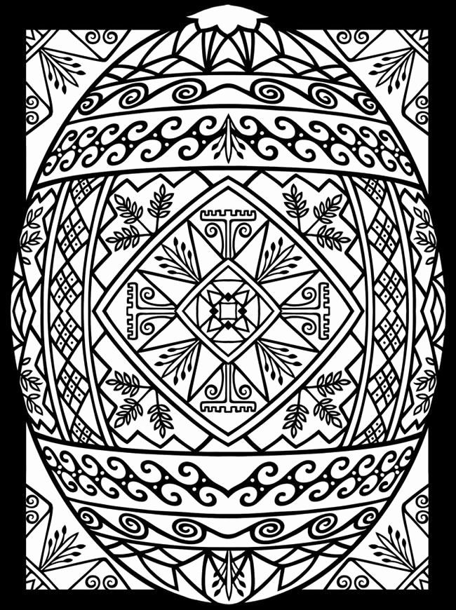 Easter Coloring Pages For Adults In 2020 Easter Coloring Pages Egg Coloring Page Easter Egg Coloring Pages