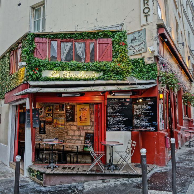 Restau rue des Carmes Paris Ve