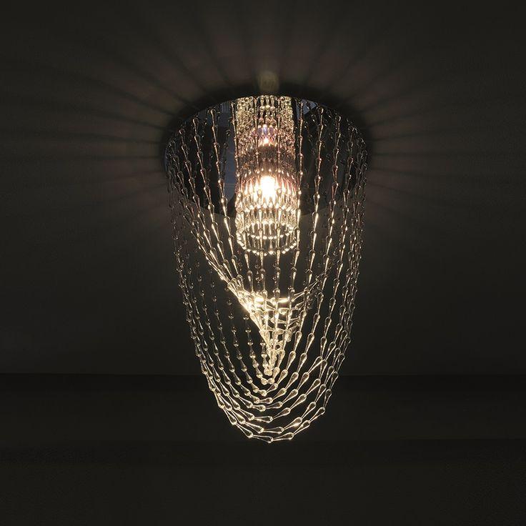 Crystal Chandelier Edmonton: 7 Best Stairwell Lighting Images On Pinterest