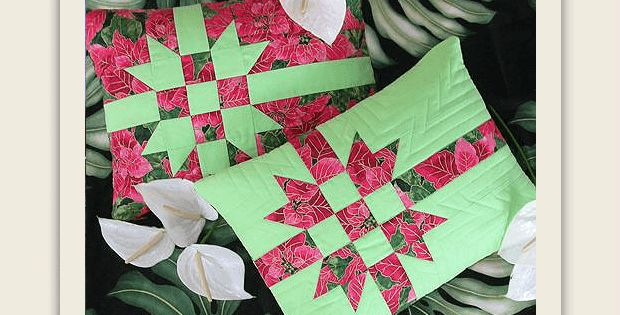 The Pillow Top Will be Lovely as a Table Topper, Too! This clever remake of the Sister's Choice quilt block results in a charming pillow that looks like a wrapped package. You'll love adding this to your holiday decor and giving it as gifts for any occasion. Simply change the fabrics to suit the occasion. …