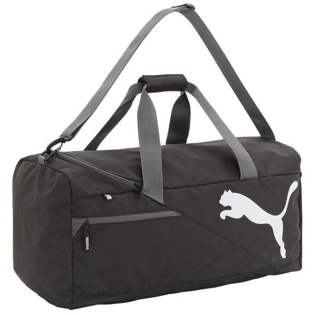 Buy Puma Black Fundamental Medium Sports Bag at Argos.co.uk, visit Argos.co.uk to shop online for Backpacks and sports bags, Bags, luggage and travel, Sports and leisure