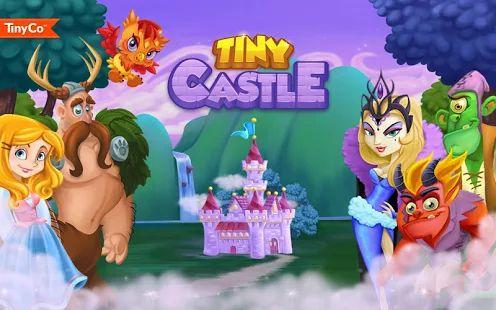 Tiny Castle- ekran görüntüsü küçük resmi
