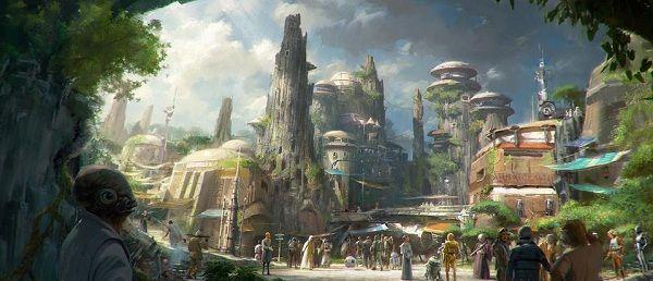 Atracciones de Star Wars abrirán en el 2019