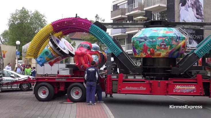 Octopussy (Markmann + Söhne) - Oberhausen-Sterkrade 2013 (Transport/Aufbau)
