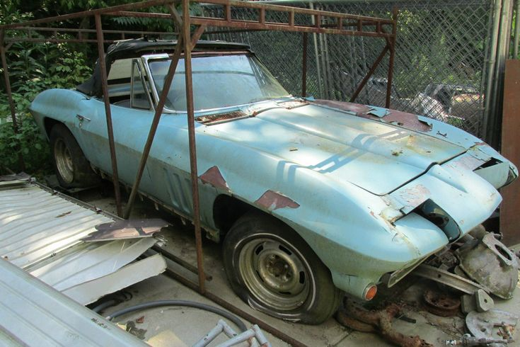 Is It Really Worth This Much? 1966 Corvette - http://barnfinds.com/is-it-really-worth-this-much-1966-corvette/