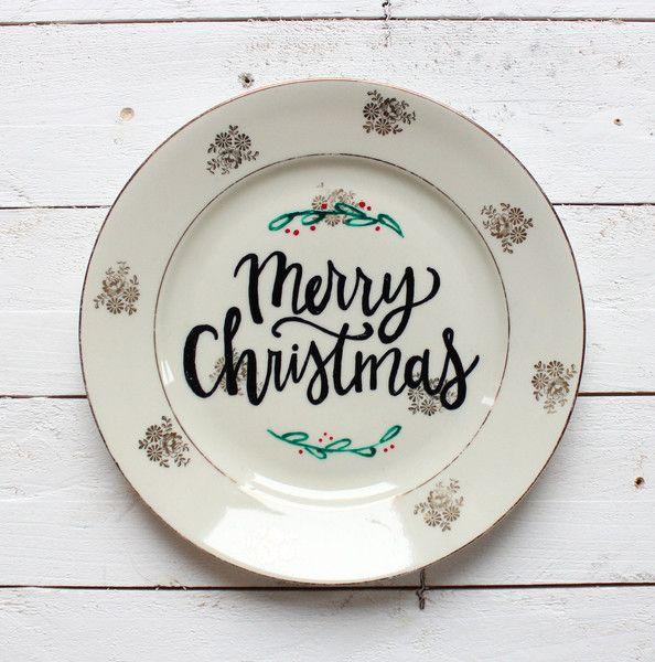 Die besten 25+ Wandteller Ideen auf Pinterest Teller an der Wand - edles geschirr besteck porzellan silber