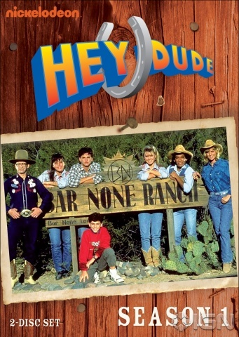 Remember Hey Dude?! I was obsessed with this show!!