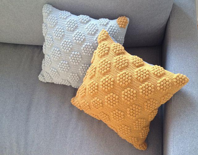 Ravelry: Pillows pattern - Bettina Brandt Pedersen
