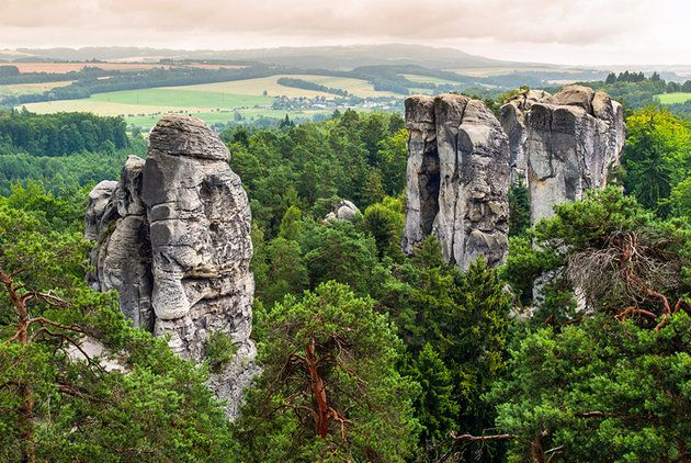 Places to go when in the Czech Republic. Great list! The Bohemian Paradise