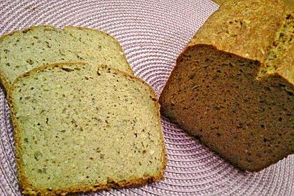 Glutenfreies Ruck-Zuck Joghurtbrot