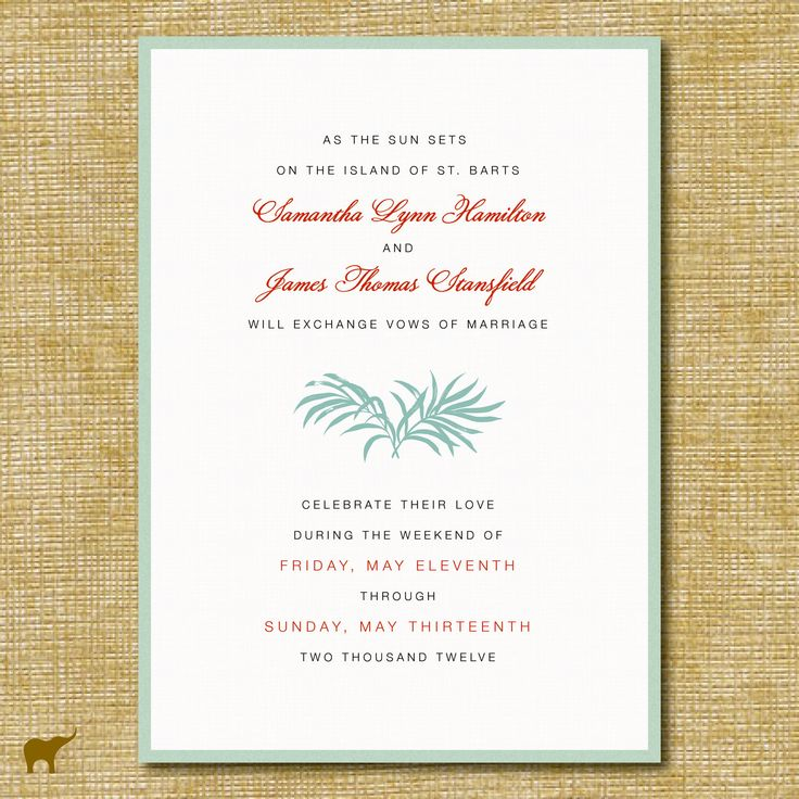 Beach Wedding Invitation Wording: 752 Best Invitations Card By Silverlining Images On Pinterest
