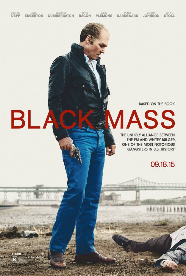 "The new trailer for Black Mass — starring Johnny Depp as James ""Whitey"" Bulger — doesn't disappoint. 