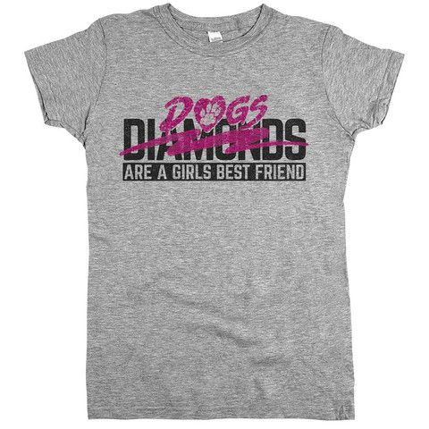 17 best ideas about best buy promo on pinterest dogs not diamonds are a girls best friend womens jr slim fit tee athletic grey save on your total purchase from animal hearted with promo code fandeluxe Gallery