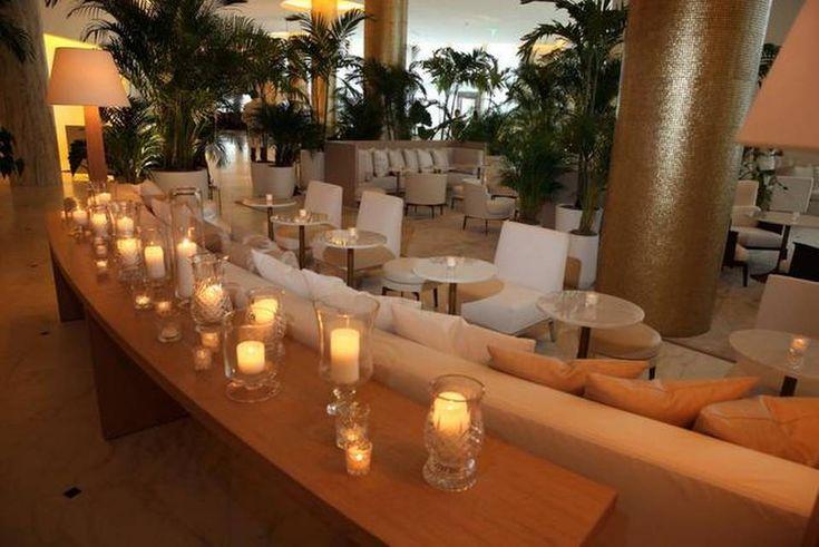 Lobby at The Miami Beach Edition hotel Friday, Nov. 21, 2014.