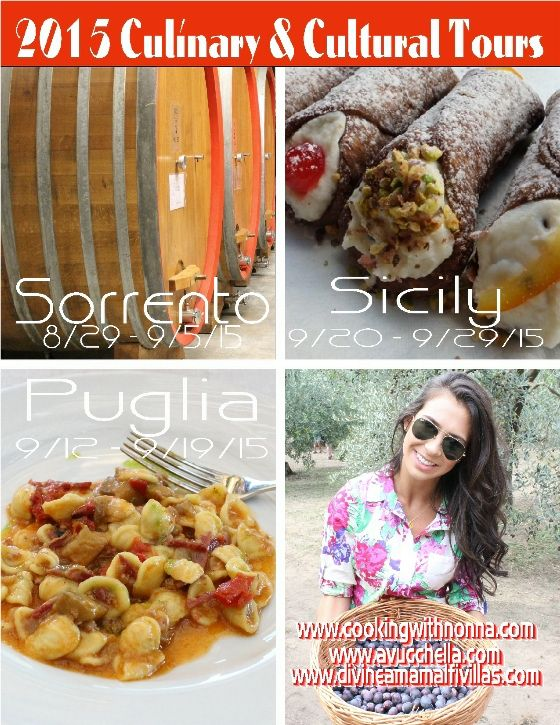 Strascinati, Zucchine and Pomodorini