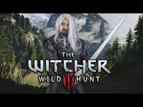 The Witcher 3 Angry Review - YouTube