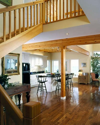 17 best ideas about lindal cedar homes on pinterest for Timber frame sunroom addition