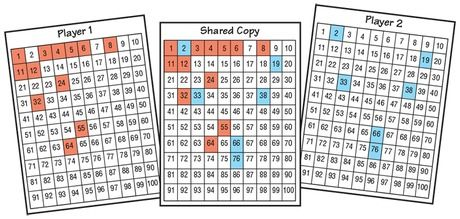 Color Me Prime or Composite  Math Center: prime and composite numbers Grade: 4
