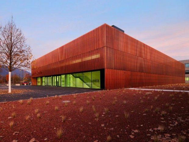 DIAPORAMA.  Le concours European Copper in Architecture Awards 2015 dévoile ses lauréats. Cet événement récompense des réalisations architecturales utilisant le cuivre et ses alliages. ... #BatiActu
