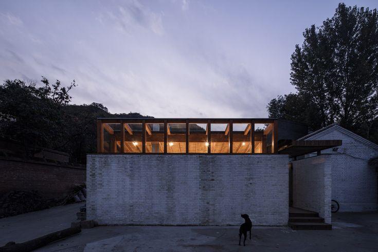 Gallery of Yi She Mountain Inn. / DL Atelier - 5