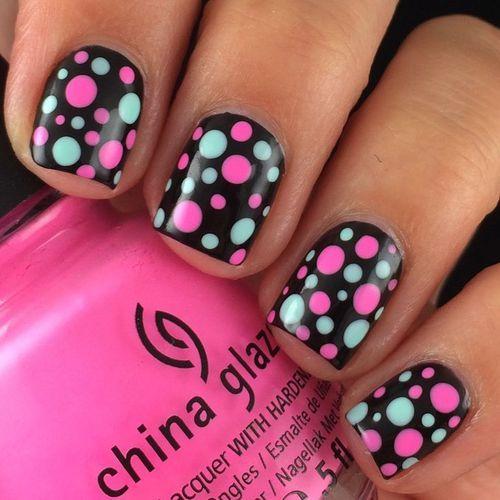 #Fashion, #Manicure, #NailArt #nails - Nail arts