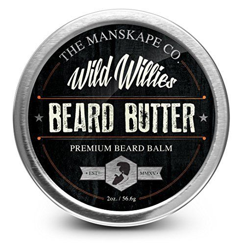 Wild Willie's Beard Butter - The Only Amazing Beard Balm with 13 Natural Locally Sourced Ingredients to Condition and Treat Your Beard or Mustache At the Same Time. Made By Hand in the USA. 2 Ounce, http://www.amazon.com/dp/B018UL24V8/ref=cm_sw_r_pi_awdm_HM3Hwb1XZZVDX
