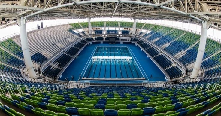 Buy Rio 2016 AQUATICS STADIUM Olympic Venue tickets Online