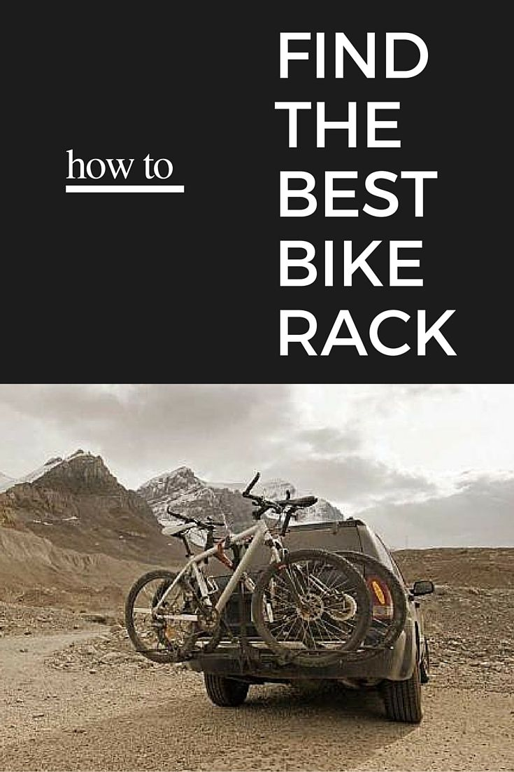 Choosing the best bicycle rack for your vehicle is a tougher decision than you might think