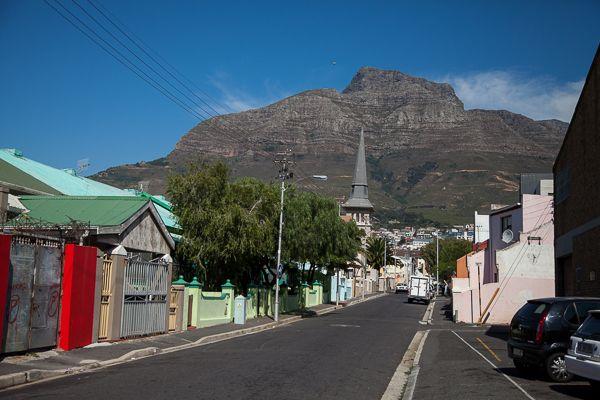 Albert Street in Woodstock, Kapstadt