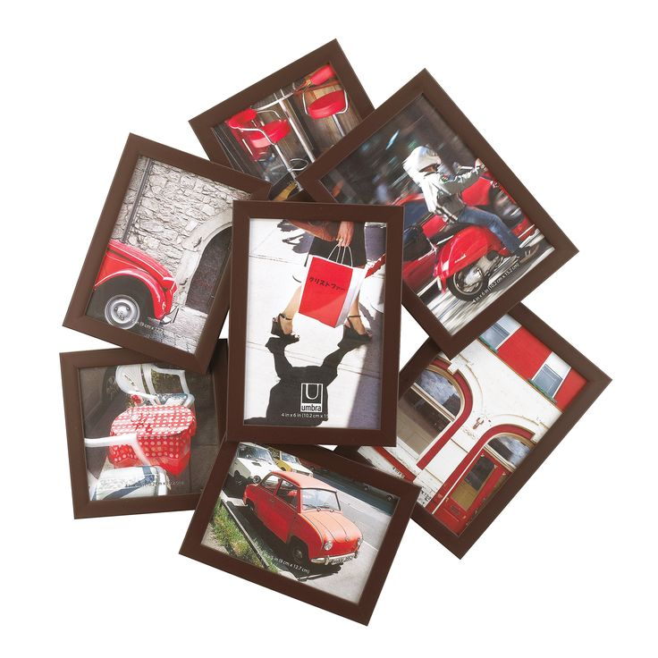 large collage picture frames for sale   Studio 12 Collage Multi Photo Picture Frame White Gift   eBay