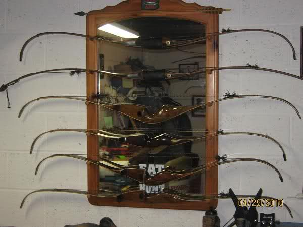 How To Hang Your Recurve Bow Get Recurve Bows At Https