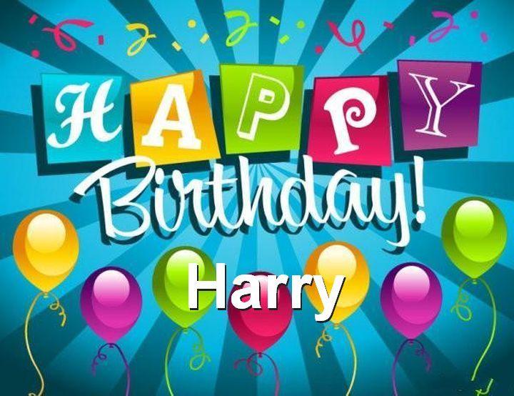Happy Birthday Harry Jpg 720 215 554 Happy Birthday