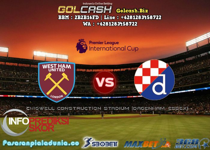 Prediksi Skor West Ham United Vs Dinamo Zagreb 14 November 2018 Pertandingan Kali Ini Antara West Ham United Dengan Dina Manchester City West Ham United City