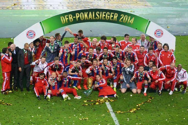 DFB POKAL 2014!