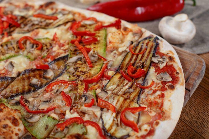 Patlıcanlı Pizza Tarifi
