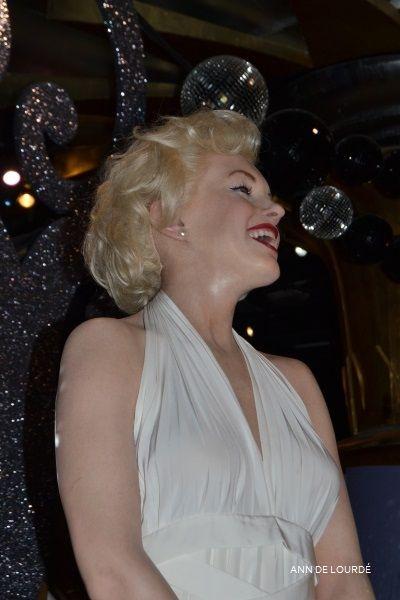 Marilyn Monroe, Summer 2013, Madame Tussauds London.