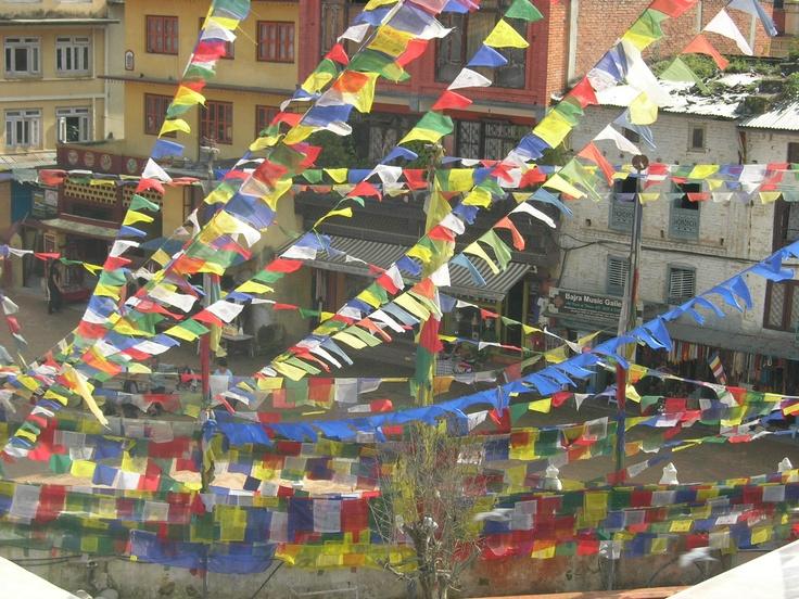 Banderoles Nepal