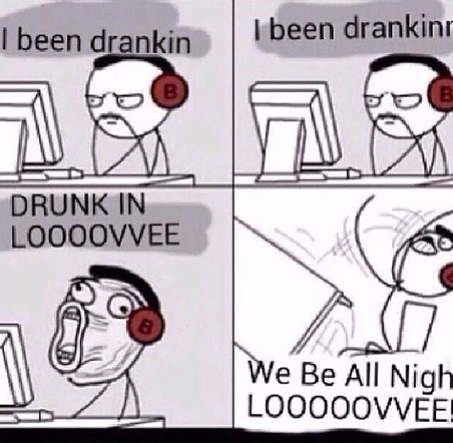 Lmao...hilarious! Drunk in Love meme, Beyonce