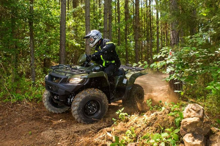 New 2016 Suzuki KingQuad 750AXi ATVs For Sale in Michigan. Three decades of ATV manufacturing experience has led to the KingQuad 750 AXi, Suzuki's most powerful and technologically advanced ATV. Abundant torque developed by the 722 cc fuel-injected engine gives the KingQuad the get up and go that's a must-have for Utility Sport ATVs. With an independent rear suspension, locking front differential, and a handful of other features, the KingQuad 750 AXi comes loaded with all the necessities to…