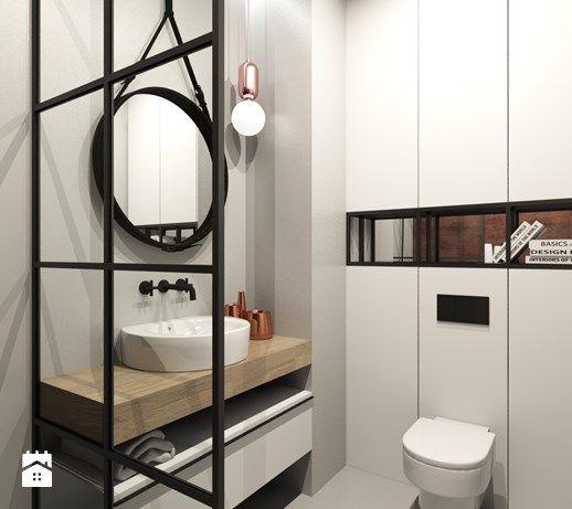 Aranżacje wnętrz - Łazienka: 54 m2 - Łazienka, styl industrialny - ADV Design. Przeglądaj, dodawaj i zapisuj najlepsze zdjęcia, pomysły i inspiracje designerskie. W bazie mamy już prawie milion fotografii!