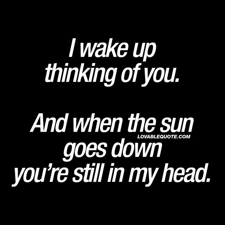 Still Thinking Of You Quotes: 17 Best Wake Up Quotes On Pinterest