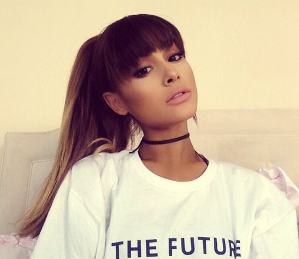 2338 Best Images About Ariana Grande On Pinterest Cat