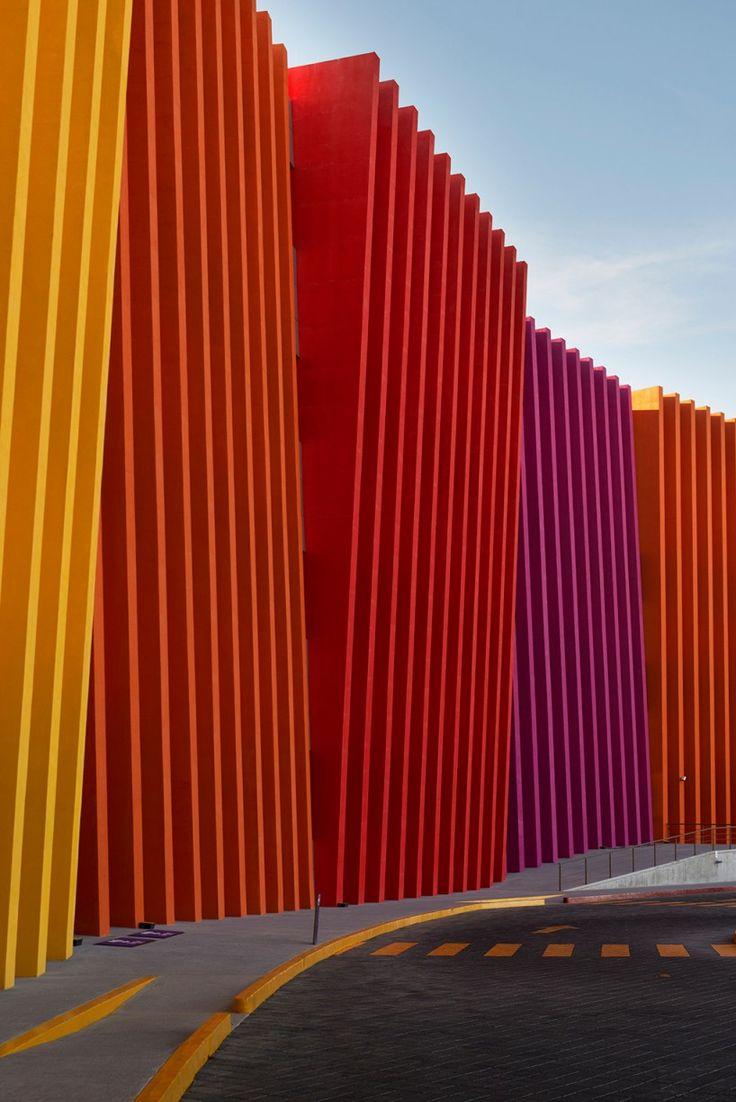 HITO clinic in querétaro by sordo madaleno arquitectos