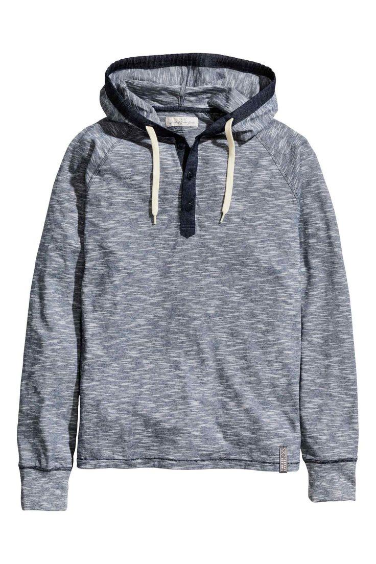Jersey con capucha | H&M