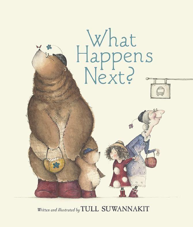 'What Happens Next?' by Tull Suwannakit