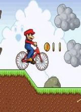 Mario BMX - http://www.allgamesfree.com/mario-bmx/  -------------------------------------------------  Mario has a new adventure on his BMX. Try to collect a lot of coins on your BMX and clear all 7 levels. Have fun   -------------------------------------------------  #ArcadeGames, #MarioGames, #PopularGames