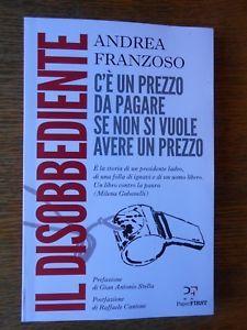 Il disobbediente (Andrea Franzoso) Paper First  MMM | eBay